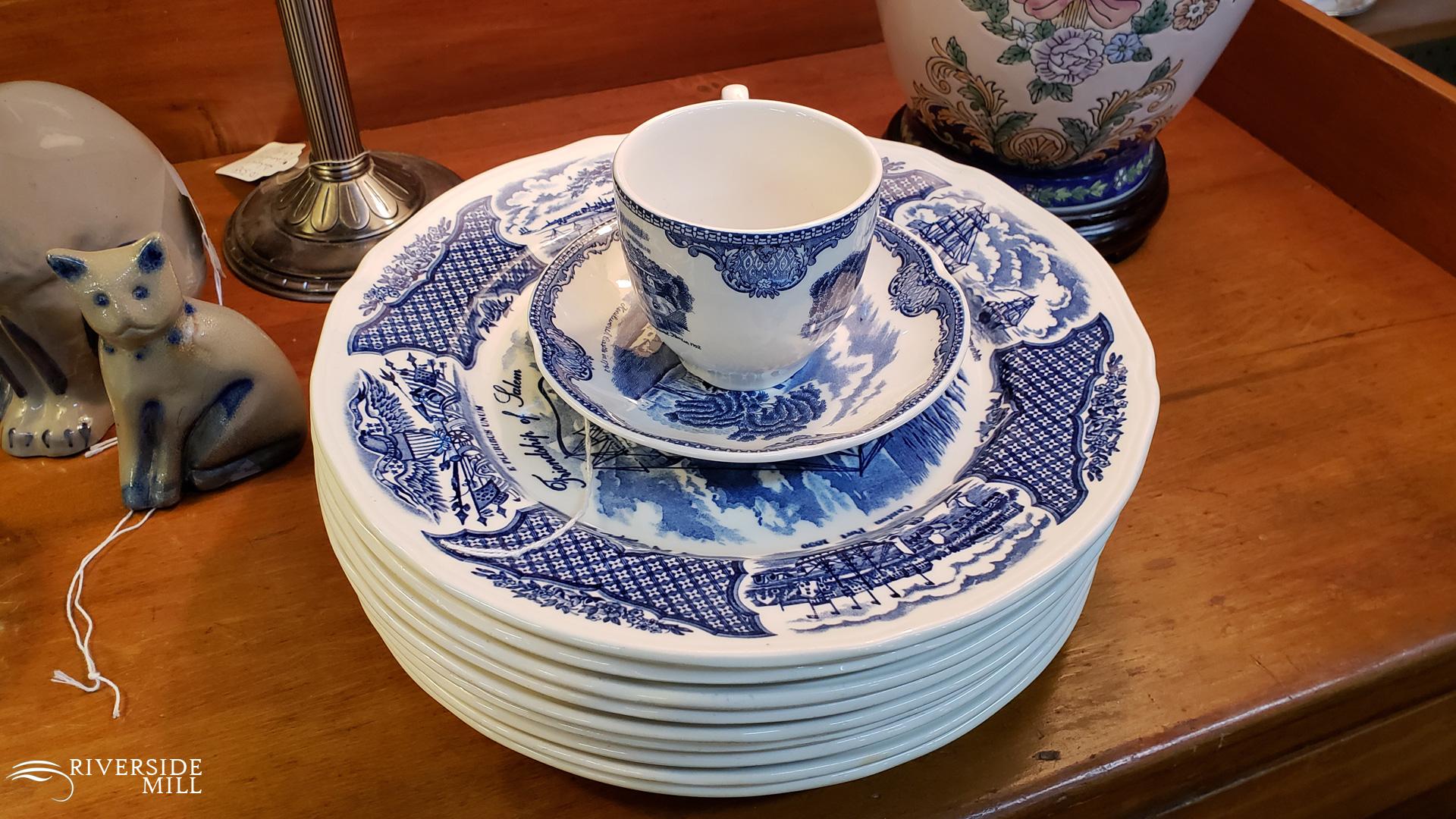 Glassware Plates